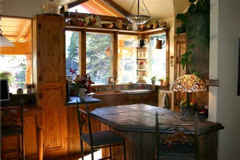 kz kitchen cabinets mountain view kitchens in rustic colorado style for mountain and log or