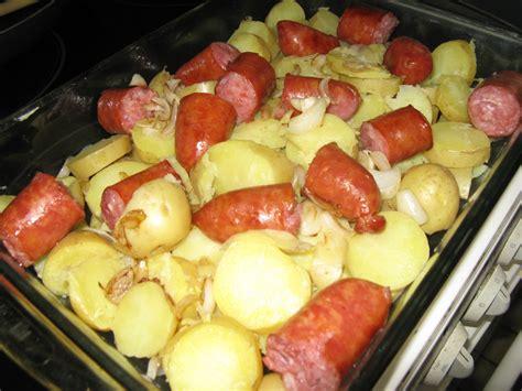 cuisiner les diots de savoie gratin de pdt et diots de savoie la cuisine de maryse co