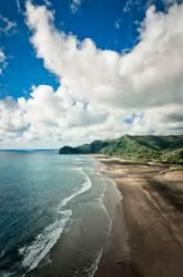 New Zealand Piha Beach