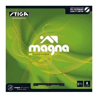 stiga magna tx table tennis rubber rubbers  tees