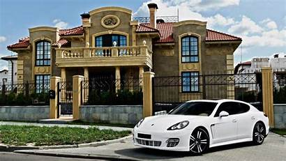 Cars Wallpapers Mansions Expensive Parked Nyb Mobile