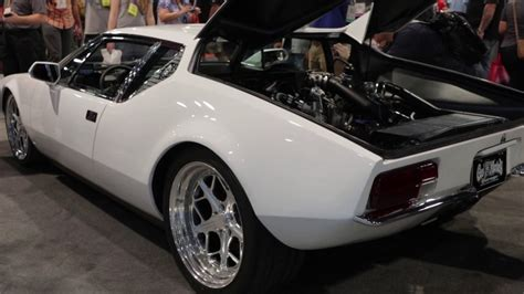 This Ecoboost-Swapped De Tomaso Pantera Is Basically a ...