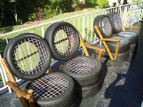 60 year guarantee car tyre garden furniture free