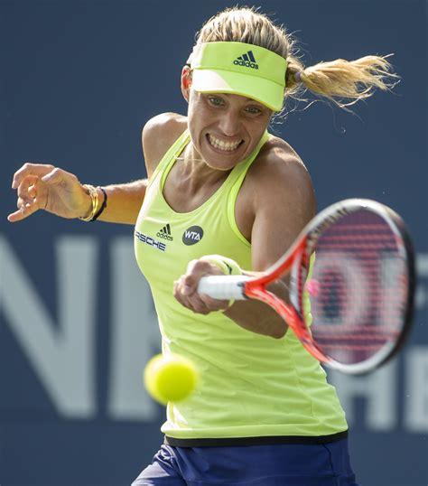 Und das angebot ist so groß. NorCal Tennis Czar: Kerber 'upsets' Azarenka in clash of ...