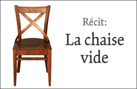 la chaise vide la chaise vide une synagogue est une synagogue le