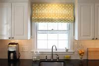 window valance ideas Here Are Some Ideas For Your Kitchen Window Treatments - MidCityEast