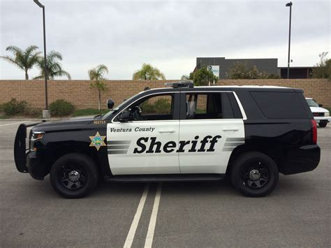 first chevy first chevy tahoe ppvs go to county of ventura the news