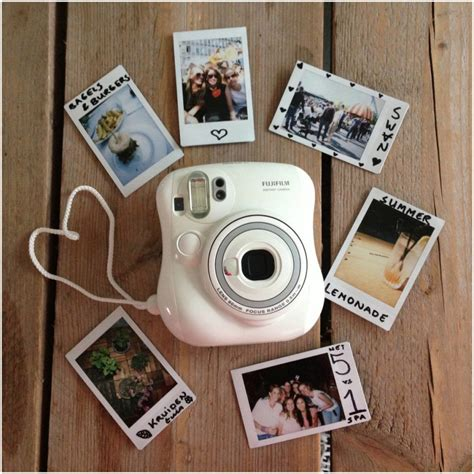 with instant photo review fujifilm instax mini 25 polaroid bunch of
