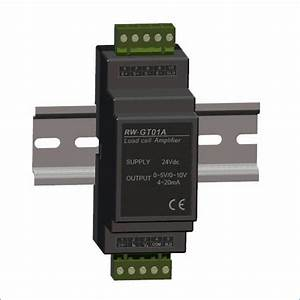 Load Cell Amplifier Circuit Weight Sensor 4