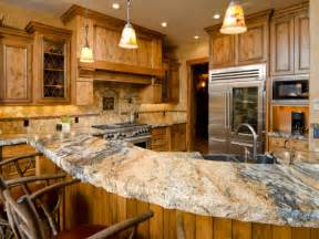 kitchen counter top ideas five inc countertops the top 4 durable kitchen countertops materials