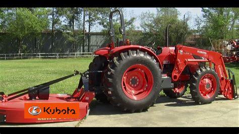 Oakdale Motors Kubota Jan 2017 Youtube