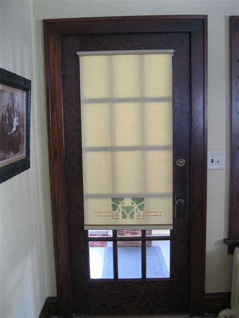 Door Window Coverings window covering ideas for glass front doors door in 2019