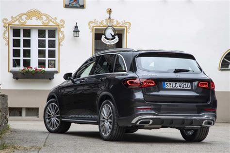 mercedes benz glc   diesel  reviews complete car