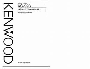 Pdf Manual For Kenwood Car Amplifier Km