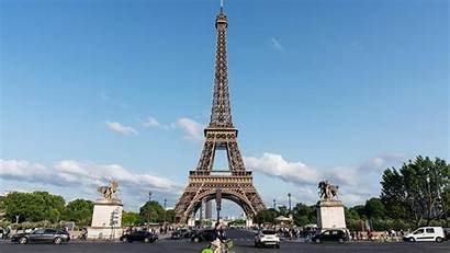 Paris Eiffel Tower Destination Attraction Tourist France