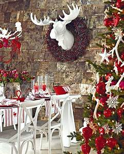 Christmas Table Decoration Viahouse Com