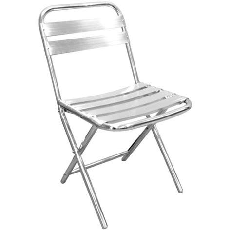 pied bar cuisine lot de 4 chaises pliantes en aluminium pour les terrasses