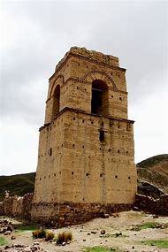 Castle Tower Ruins