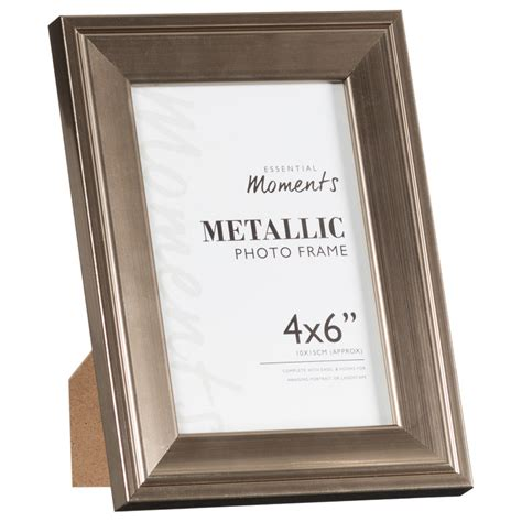metallic photo frames    home gifts picture frames