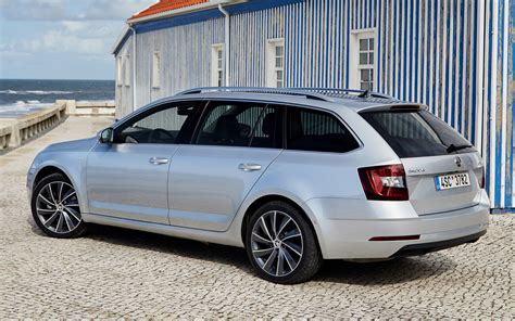 skoda octavia combi laurin klement wallpapers