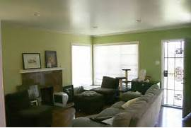 Photos Of Living Rooms With Green Walls by Lounge Decorating Ideas Brown Leather Suite
