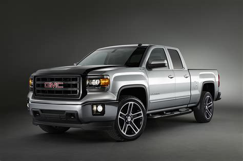 Official The 2015 Gmc Sierra Carbon Edition Gives The