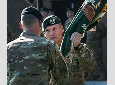 Maj Gen Kraft takes reins of 1st Special Forces Command