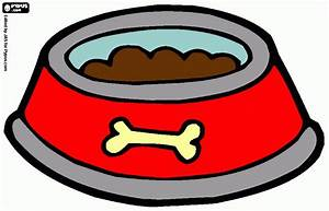 Dog Bowl Clipart - Clipart Suggest