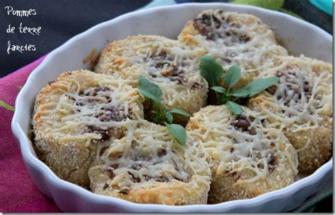 cuisine sherazade pommes de terre farcies les joyaux de sherazade