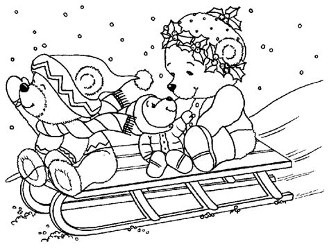 Funny Christmas Coloring Pages - Costumepartyrun