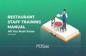 Restaurant Staff Training Manual  A Guide To Creating