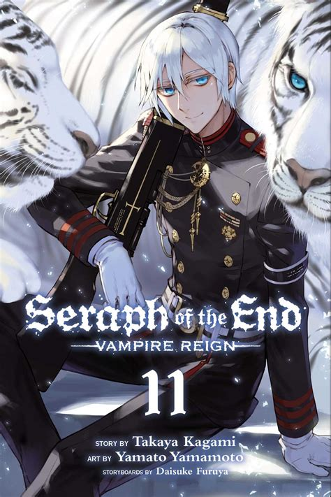 Seraph Of The End, Vol 11  Book By Takaya Kagami, Daisuke Furuya, Yamato Yamamoto Official