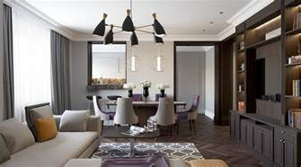 Home Interiors Paintings 2 Beautiful Home Interiors In Deco Style