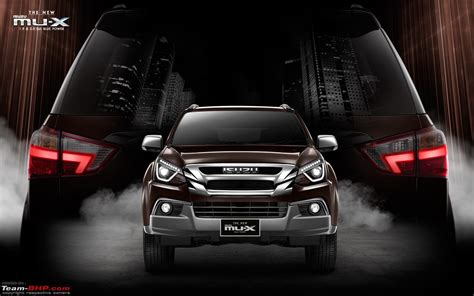 Isuzu Mux Wallpapers by Isuzu Planning To Launch Mu X Edit Launched At Rs 23 99