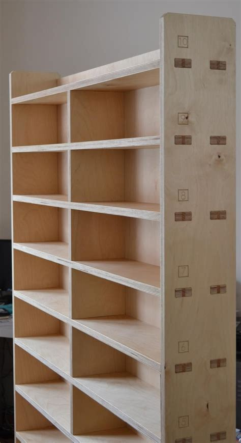 Shelving Projects by Open In 2019 Cnc Projects Plywood Bookcase