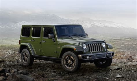 jeep green 2017 jeep wrangler diesel to come well before wrangler hybrid