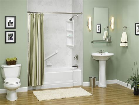 Green And Brown Bathroom Color Ideas Bathroomblue And
