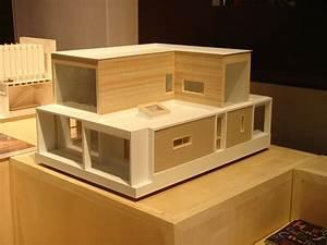 maquette de maison en carton plume ventana blog With construire une maquette de maison