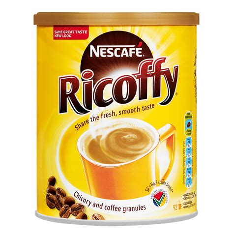 NESCAFE Ricoffy Coffee (12 x 250g)   Lowest Prices & Specials Online   Makro