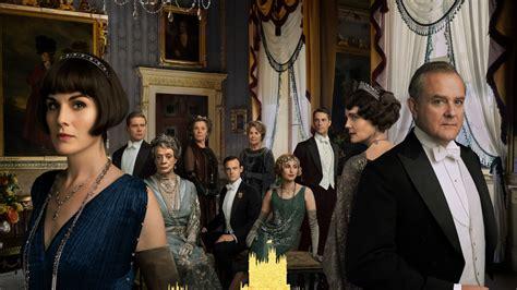 Downton Abbey Movie Cast