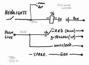 Headlight Wiring   Electrical    Instruments By Lotuselan Net
