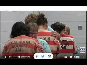 Calhoun County Jail 07182016 - YouTube
