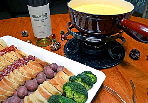 who s in the mood for a winter fondue