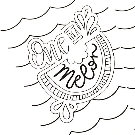summer color pages lettered summer coloring pages printable crush
