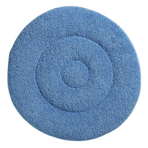 Can You Clean A Microfiber With A Carpet Cleaner by Glit 19 In Blue Microfiber Carpet Cleaning Bonnet 2 Pack