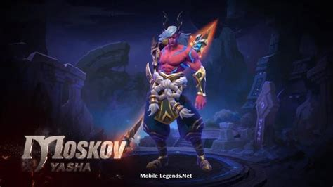 Season 7 Exclusive Skin Yasha Moskov 2019
