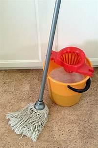 Homemade Floor Cleaner - Tips & Tricks - Nature's Nurture