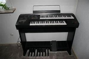 Yamaha Orgel In Partenheim