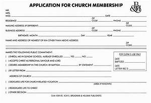 board member application template - nice church membership forms template frieze wordpress
