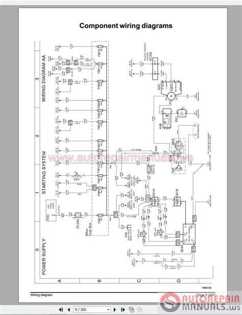 volvo truck fm4 wiring diagram auto repair manual forum heavy equipment forums